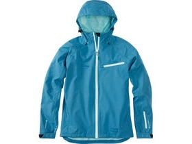 Madison Leia women's waterproof jacket, china blue