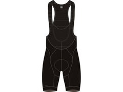 Madison RoadRace Apex men's bib shorts, black