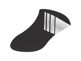 Madison Sportive Thermal toe covers, black