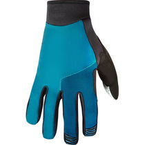 Madison Flux men's gloves, morocco blue
